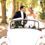 Hochzeit in Mandel